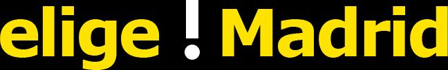 eligemadrid logo