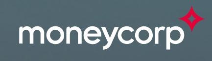 moneycorp wallet logotipo