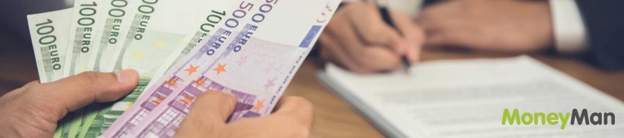 MoneyMan os da la opción de que solicitéis una prórroga de hasta 30 días