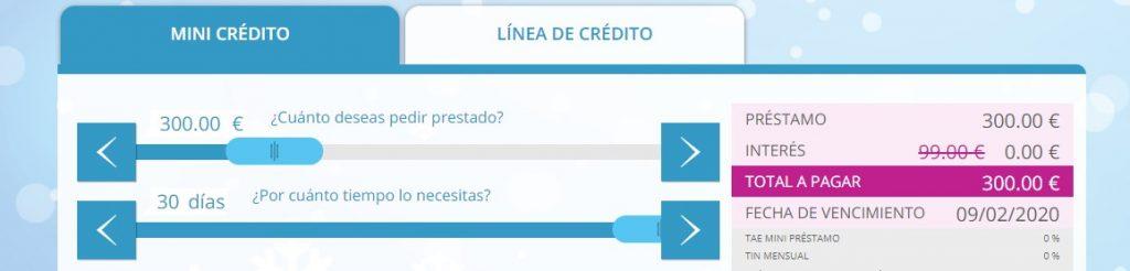 podéis solicitar una extensión de hasta 30 días para los microcréditos