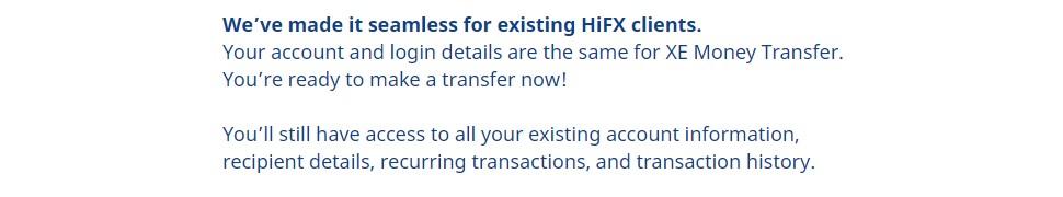 hifx ventajas, desventajas y conclusiones