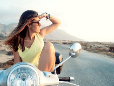 es muy importante tener en cuenta el uso que se le da a la moto