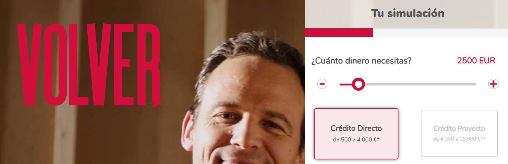 Cofidis es una entidad de crédito con todas las garantías.