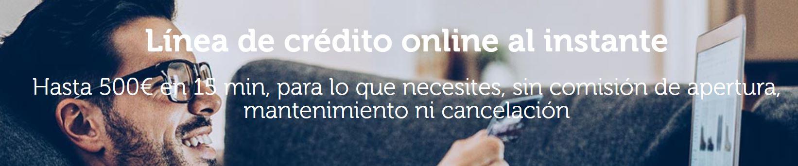 Ferratum ofrece crédito de hasta 10000 euros a sus clientes.