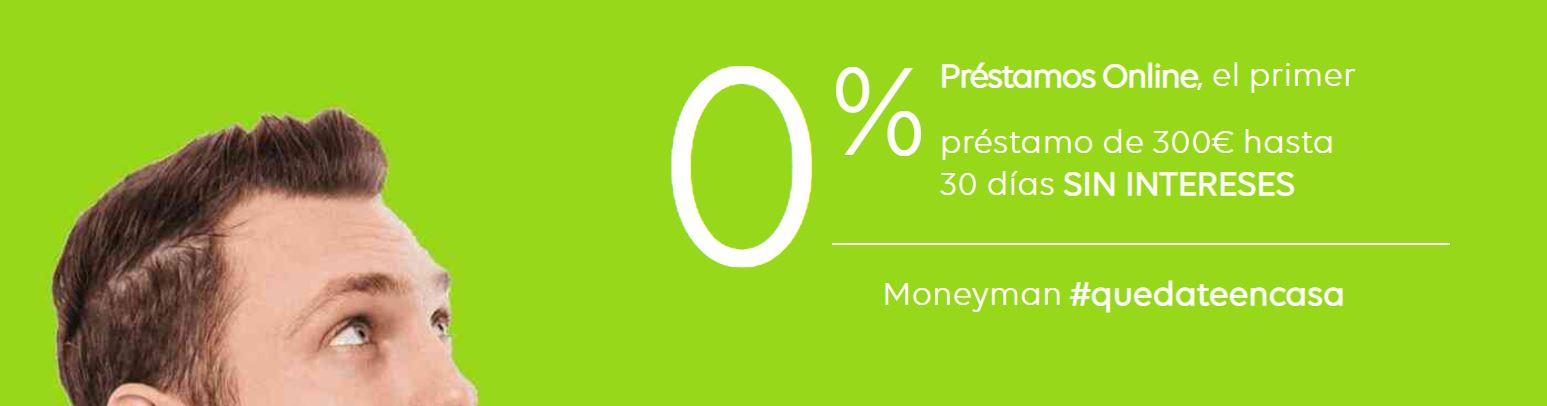 Moneyman es un prestamista fiable y garantizado.