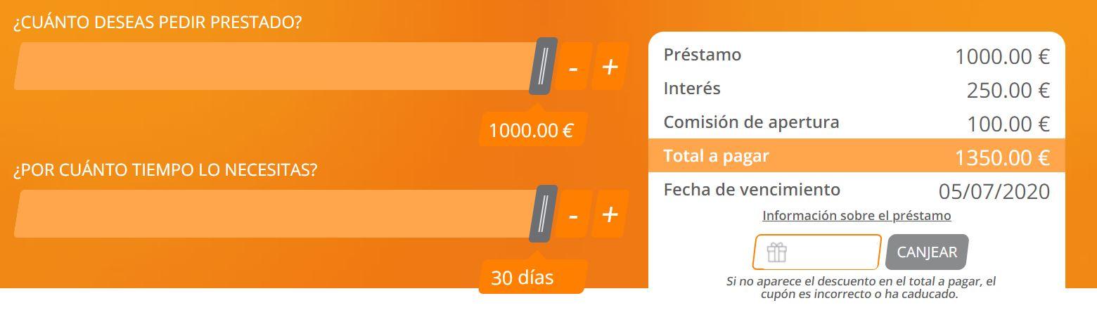 Los préstamos para empresas pueden hacerse hasta por 100.000€