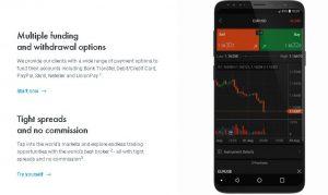 Métodos de Retiros y Depósitos para Trading Online