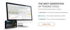 AvaTrade Ofrece múltiples productos financieros