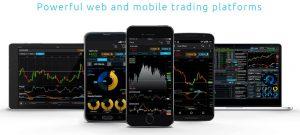 CMC Markets cuenta con una plataforma web intuitiva