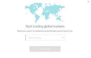 Cómo abrir una cuenta en CMC Markets online