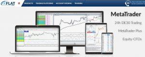 FXFlat cuenta con un sistema multi plataforma de Trading
