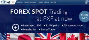 Países disponibles para Trading con FXFlat