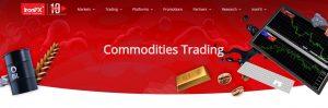 Tarifas y comisiones de trading online