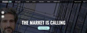 Itrader ofrece muchos stocks y productos financieros