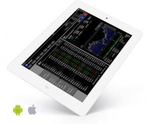 App móvil de Trading Online