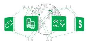 Con LYNX Broker hay gran variedad de productos financieros para invertir