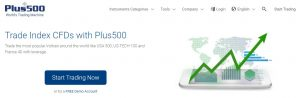 Plus500 cuenta con una plataforma fácil de usar