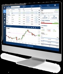 Plus500 permite invertir a nivel mundial