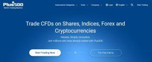 Plus500 ofrece numerosos productos financieros