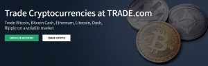 Trading de criptomonedas con Trade.com