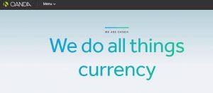 OANDA ofrece excelentes productos financieros