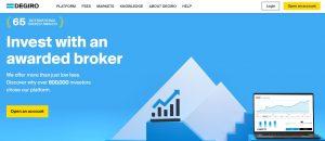 DeGiro ofrece múltiples productos financieros
