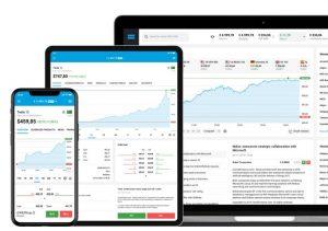 DeGiro ofrece una plataforma intuitiva