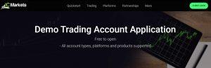 Cómo abrir una cuenta Demo con IC Markets