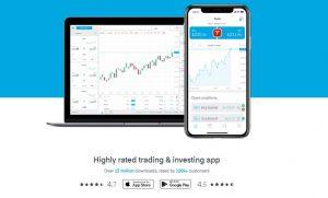 TRADING212 ofrece una excelente plataforma para Trading